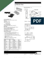 Bussman GMT Sheet
