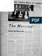 The Merciad, May 9, 1945