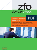ZfO 4-2009 - Beispiele Aus Bergbahn-Projekt