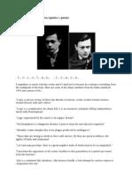 Dada Radical Poetics of Tristan Tzara - Quotes, Photos, Poem