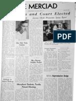 The Merciad, April 29, 1948