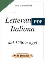 56002972-Letteratura-Italiana-Dal-1200-Ad-Oggi-Di-Alessandrini