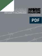 Informe Goldstone-Derechos Humanos entre Palestina e Israel