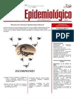Estadísticas de Salud. Venezuela. Boletín Epidemiológico. Semana 10 del 06 al 12 de marzo 2011. Ministerio de Salud de Venezuela