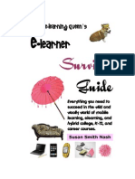 E-Learner Survival Guide by Susan Smith Nash