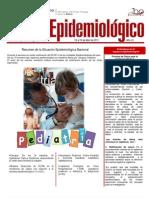 Estadísticas de Salud. Venezuela. Boletín Epidemiológico. Semana 15 del 10 al 16 de abril 2011. Ministerio de Salud de Venezuela