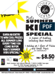 Rab's Summer Kids Special