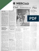 The Merciad, Feb. 16, 1949