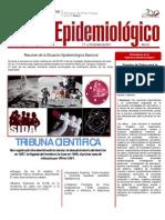 Estadísticas de Salud. Venezuela. Boletín Epidemiológico. Semana 16 del 17 al 23 de Abril 2011. Ministerio de Salud Venezuela