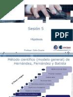 Sesion 5-Hipotesis
