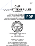 Cmp Competition Rules