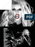 Digital Booklet - Born This Way