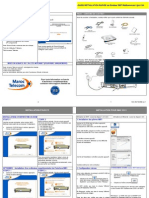 Guide Installation WifiMultiServices SagemF@St3304