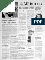 The Merciad, March 30, 1950