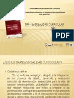 Presentacion Transversalidad Curricular