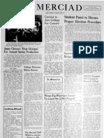 The Merciad, March 13, 1951