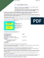 .NET - Criando Web Services