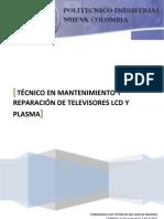 Curso Tecnico en Mantenimiento y Reparacion de Televisores Lcd y Plasma