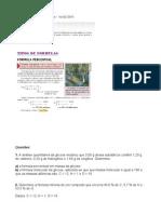 Roteiro - EJA - 2ª Fase - Tipos de Fórmula (16-02-2011)