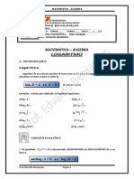 Ficha de Aula - Logaritmos