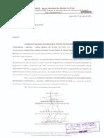 Ofício 038-2011 e Requerimento Administartivo MEC