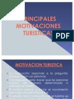 MOTIVACIONES TURISTICAS