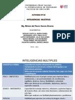 Actividad Nº02 - Inteligencias Multiples