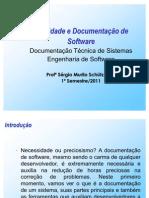 Engenharia de Software - Qualidade e Documentação