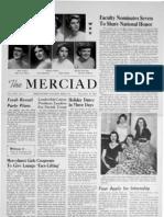 The Merciad, Nov. 19, 1952