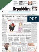Quotidiani La Repubblica Del 24.Maggio Gratis