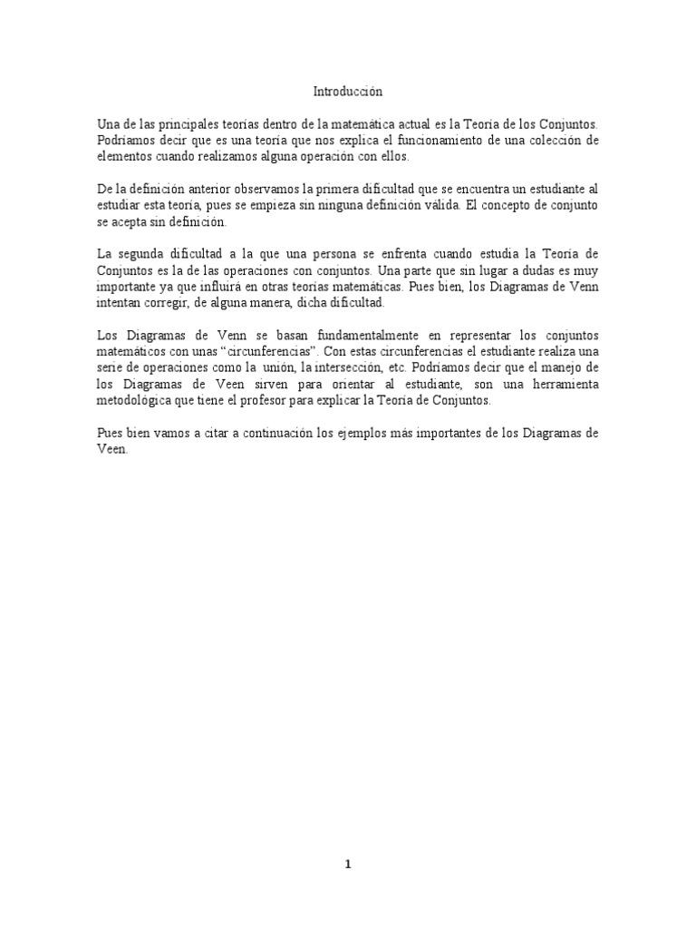Moderno Venn Y Diagramas De Carroll Año 6 Hojas De Trabajo ...