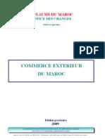 Balance Commerciale Proviso Ire 2009
