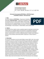 Apresentação do conteúdo NR10Basico e Reciclagem - BT10-RT11 B