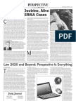 The Waiver Doctrine, Alive And Well in ERISA Cases