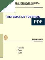Tuberias