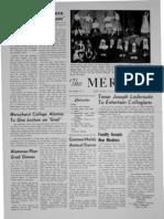The Merciad, March 10, 1961