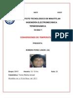 Formas de Trabajo Termodinamica