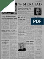 The Merciad, May 17, 1961