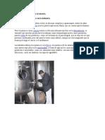Aplicación de la Química en la industria