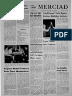 The Merciad, Dec. 14, 1961