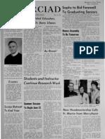 The Merciad, May 22, 1962