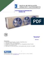 MD-101101 Evaporadora de Refrigeracion REV1