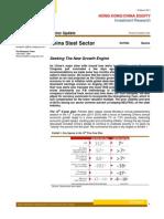 20110318-China Steel Sector Seeking New Growth Engine