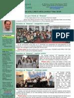 Biserica Emanuel Galati - Aprilie Newsletter