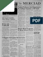 The Merciad, Oct. 2, 1964
