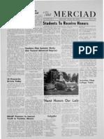 The Merciad, May 19, 1965