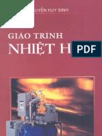 Giáo trình Nhiệt học (Phan Huy Sinh)