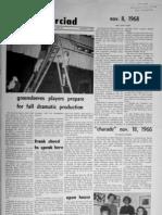 The Merciad, Nov. 4, 1966