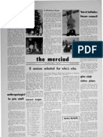 The Merciad, Dec. 20, 1966