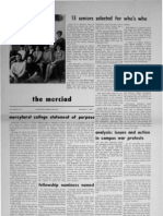 The Merciad, Dec. 4, 1967